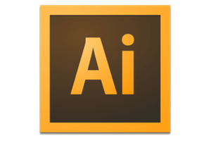 Illustrator-jobb logotyp