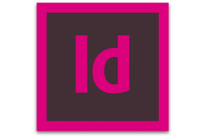 Indesign-jobb logotyp