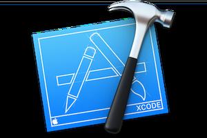Xcode-jobb logotyp