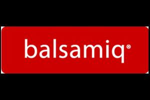 Balsamiq-jobb logotyp