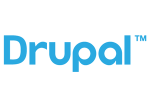 Drupal-jobb logotyp