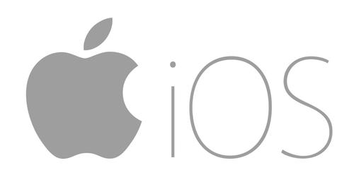 iOS-jobb logotyp