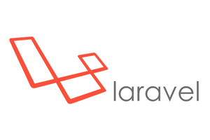 Laravel-jobb logotyp