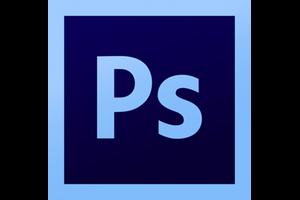 Photoshop-jobb logotyp