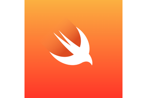Swift-jobb logotyp