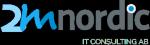 2mnordic it consulting ab logotyp