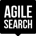 Agile search ab logotyp