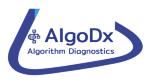 AlgoDx AB logotyp