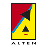 Alten Sverige AB logotyp