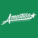 Ambitiös logotyp