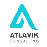 Atlavik AB logotyp