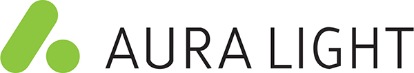 Aura Light logotyp