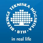Blekinge Tekniska Högskola, BTH, Blekinge Tekniska Högskola logotyp