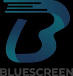 Bluescreen AB logotyp