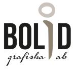 Bolid Grafiska AB logotyp