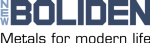 Boliden Mineral AB logotyp
