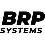 Brp systems ab logotyp