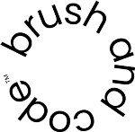 Brush & Code AB logotyp