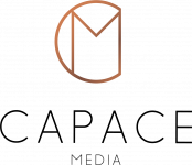 Capace Media Group logotyp