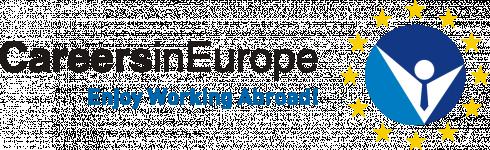Careers in Europe logotyp