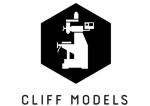 Cliff Models AB logotyp