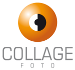 Collage foto i örebro ab logotyp