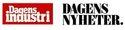 Dagens Nyheter och Dagens Industri logotyp