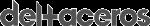 Deltaceros AB logotyp
