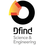 Dfind Science & Engineering AB logotyp