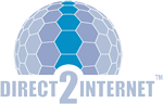 Direct2Internet AB (Publ) logotyp