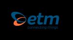 E T M Mätteknik AB logotyp