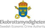 Ekobrottsmyndigheten logotyp