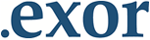 Exor IT-Byrå AB logotyp