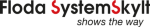 Floda Systemskylt AB logotyp