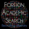 Foreign Academic Search Nordic AB logotyp