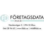 Företagsdata i Åhus AB logotyp