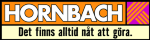 Hornbach Byggmarknad AB Huvudkontor logotyp