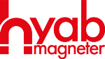 Hyab Magneter AB logotyp