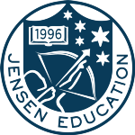 Jensen Education AB logotyp