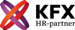 KFX HR-partner Nord AB logotyp