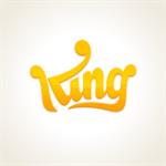King logotyp