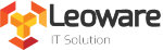 Leoware IT Solution AB logotyp