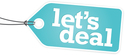 Let's Deal logotyp