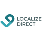 Localize direct ab logotyp
