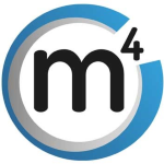 m for solutions syd AB logotyp