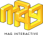 MAG Interactive AB (publ) logotyp