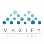 Maxify Solutions AB logotyp