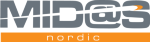 Midås Nordic AB logotyp