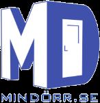 MinDörr Osby AB logotyp