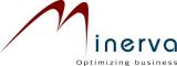 Minerva AB logotyp